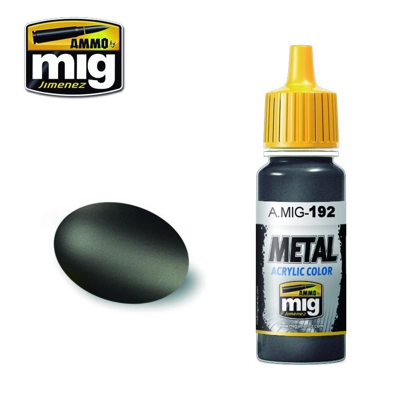 Polished Metal / Métal poli 0192 AMMO by Mig
